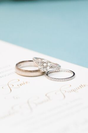Brilliant-Cut Diamond Solitaire Engagement Ring