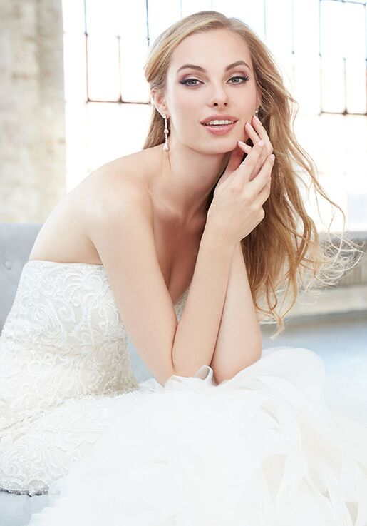Madison James MJ308 Mermaid Wedding Dress
