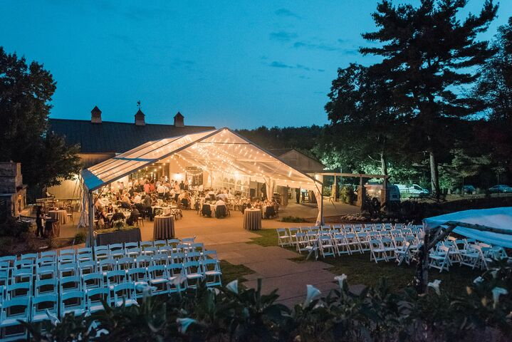 Pittsburgh Botanic Garden Reception Venues Oakdale Pa