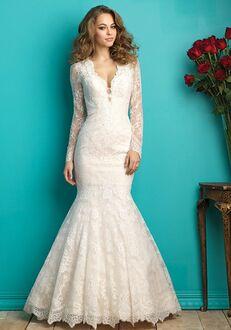 Allure Bridals 9260 Sheath Wedding Dress