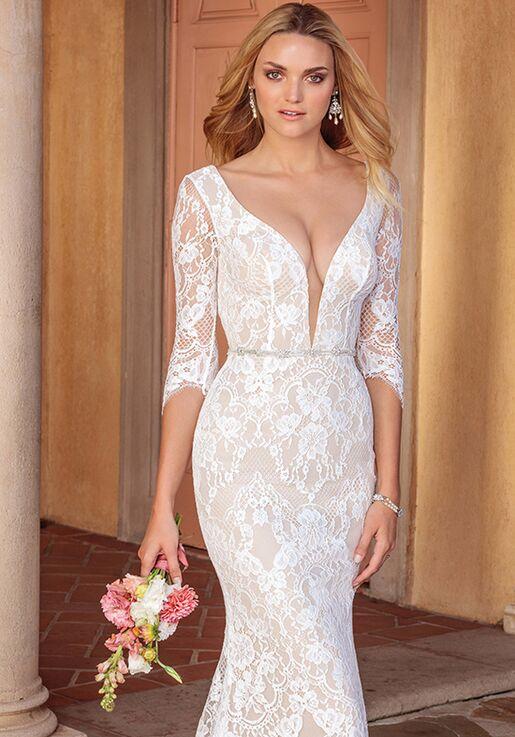 Casablanca Bridal 2331 Ainsley Mermaid Wedding Dress
