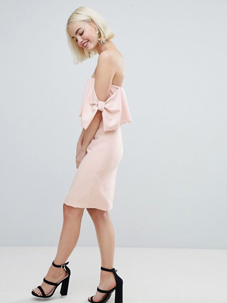 ASOS New Look wedding guest dresses for spring