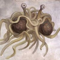 Spaghetti+Monster