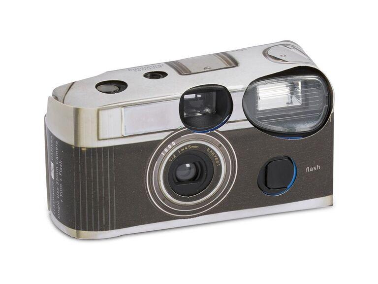Disposable camera gift idea