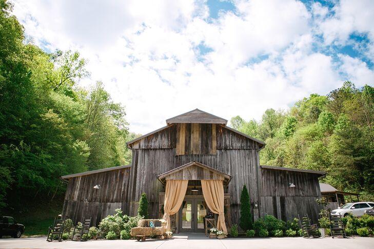 The Barn at Chestnut Springs Wedding Venue