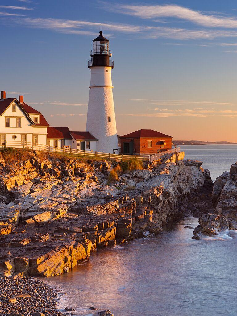 Maine destination wedding ideas