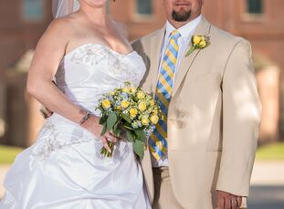 It took 12 years and 3 states before Christine (Chris), 38 and Shawn, 41 got engaged after first meeting through mutual friends in New Jersey. After m