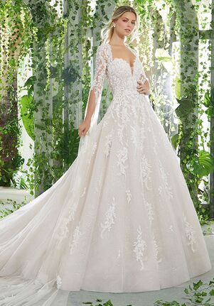 AF Couture: A Division of Morilee by Madeline Gardner Persephone Ball Gown Wedding Dress