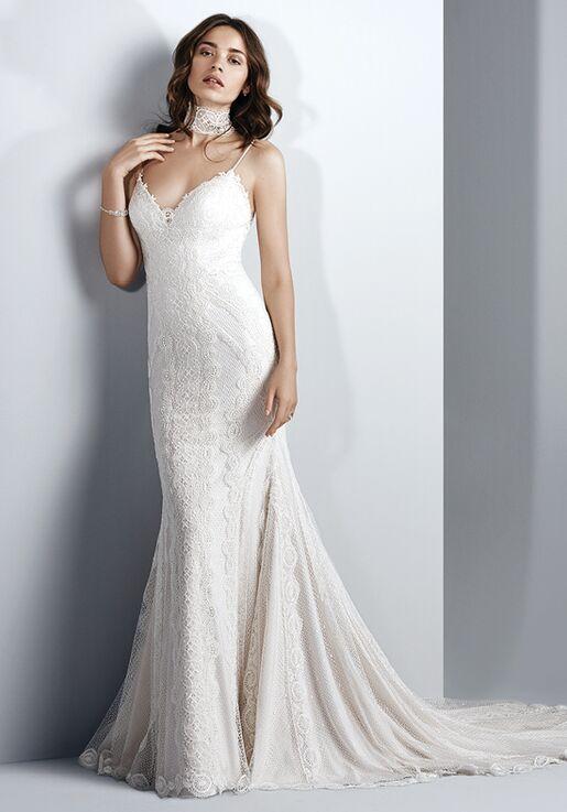 68c93e30a143 Sottero and Midgley Narissa Wedding Dress | The Knot