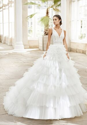 Rosa Clará TUNEZ Ball Gown Wedding Dress
