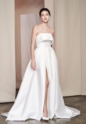 Justin Alexander Signature Alder Ball Gown Wedding Dress