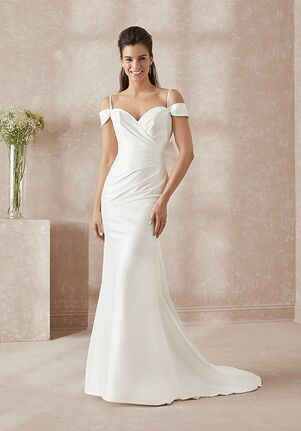 Adrianna Papell Platinum 31167 Wedding Dress