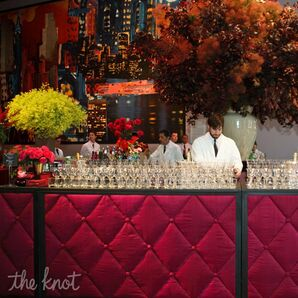 Burgandy Bar