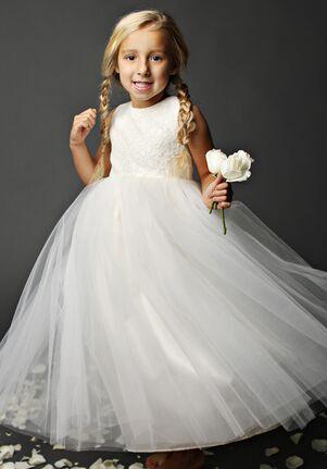 ab4ac35edfa Ivory Flower Girl Dresses