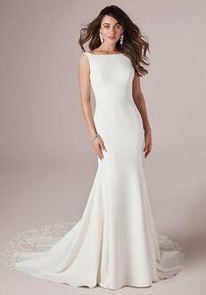 Rebecca Ingram ALICE 20RC244 Sheath Wedding Dress