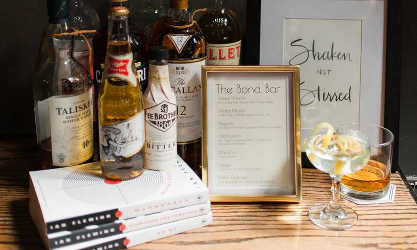 James Bond party themed inspiration and ideas