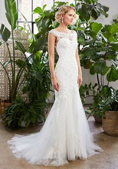 Beloved by Casablanca Bridal BL329 Darcey Mermaid Wedding Dress