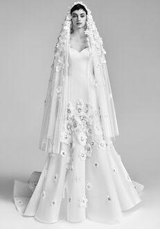 Viktor&Rolf Mariage FLIRTY FLOWER BLOOM GOWN Mermaid Wedding Dress