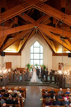 A Beaver Creek Chapel Ceremony Venue