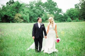 Custom Anna Maier Ulla-Maija Couture Wedding Gown