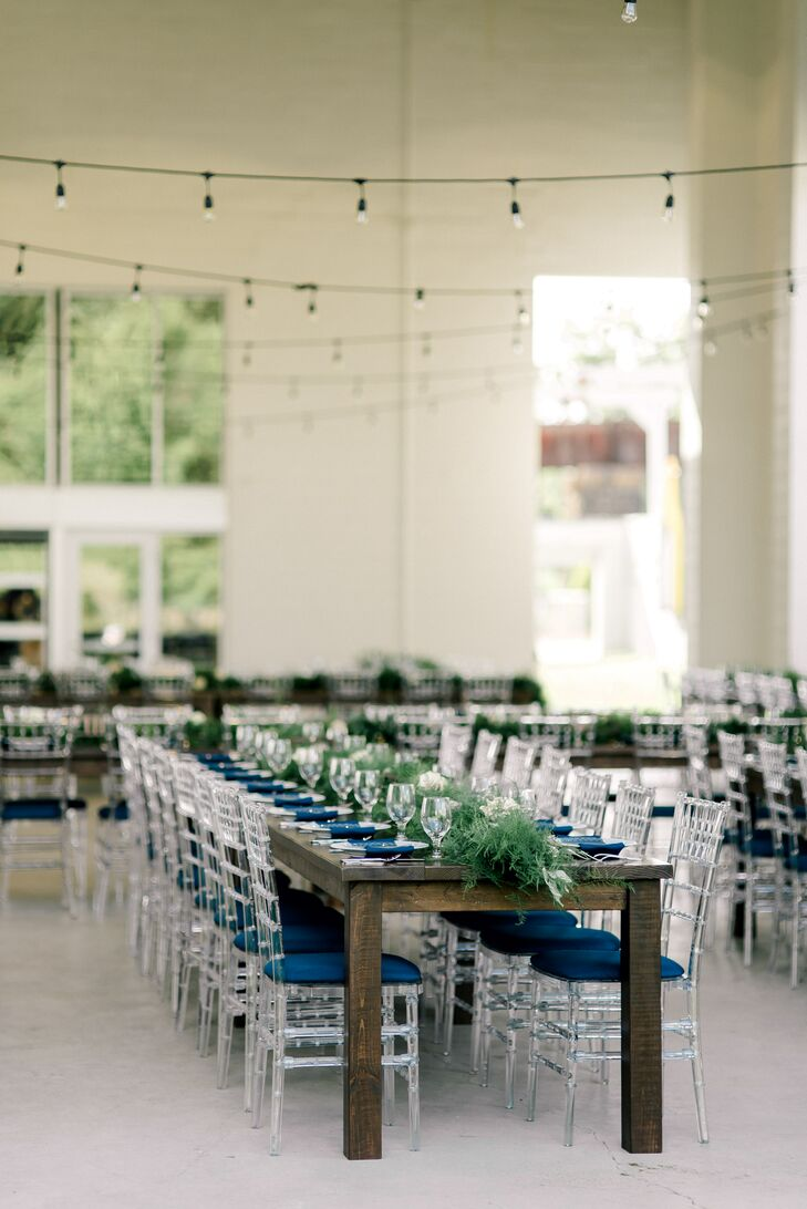 Modern-Rustic Reception at Riverfront Weddings in Pittsburgh