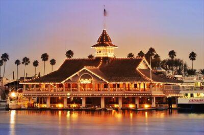 Harborside Restaurant and Grand Ballroom
