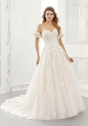 Morilee by Madeline Gardner Abigail Ball Gown Wedding Dress