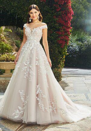 Casablanca Bridal 2406 Evelina Ball Gown Wedding Dress