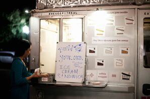 Late Night Ice Cream Truck