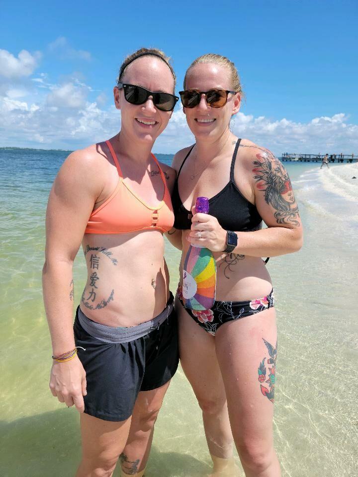 Image 1 of Katrina and Alisha