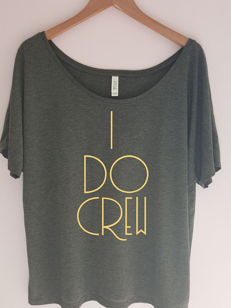 f6e8de9e57d6e Creative Bachelorette Party Shirts For Every Squad
