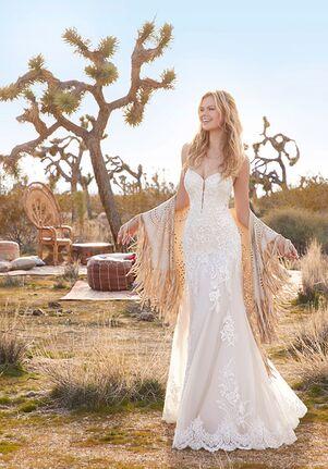 Morilee by Madeline Gardner Rubina   2079 Mermaid Wedding Dress