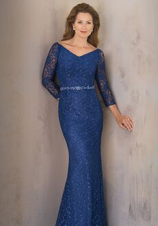 Jade Couture Mother of the Bride by Jasmine K208014 Blue Mother Of The Bride Dress