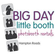 Virginia Beach, VA Photo Booth Rental | Big Day Little Booth Photobooth Rentals