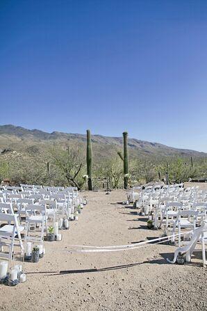 Tanque Verde Ranch Ceremony