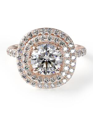James Allen Classic Cushion Cut Engagement Ring
