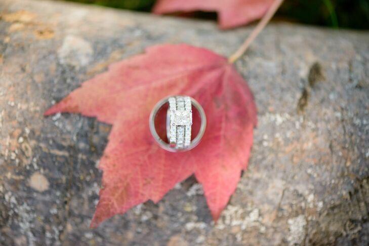 Radiant-Cut Solitaire Diamond Ring