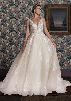 Justin Alexander Signature Ellington Ball Gown Wedding Dress