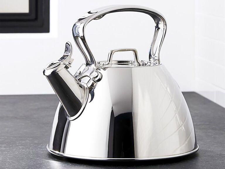 All-Clad stainless steel best tea kettle