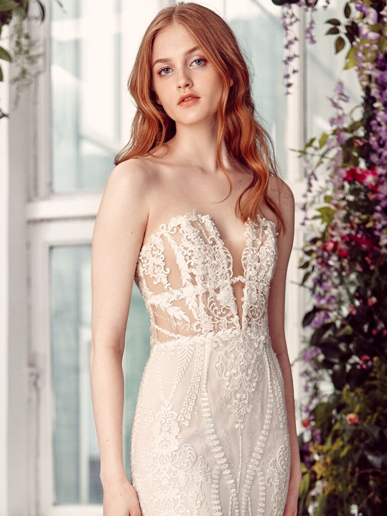 Alyne by Rita Vinieris Spring/Summer 2020 Bridal Collection wedding dress