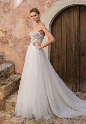 Justin Alexander 88044 A-Line Wedding Dress
