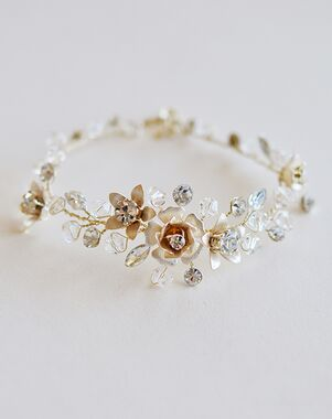 Dareth Colburn Darby Floral Bracelet (JB-4858) Wedding Bracelet photo