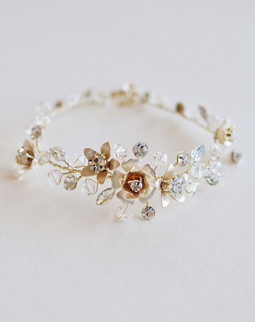 Dareth Colburn Darby Floral Bracelet (JB-4858) Wedding Bracelets photo