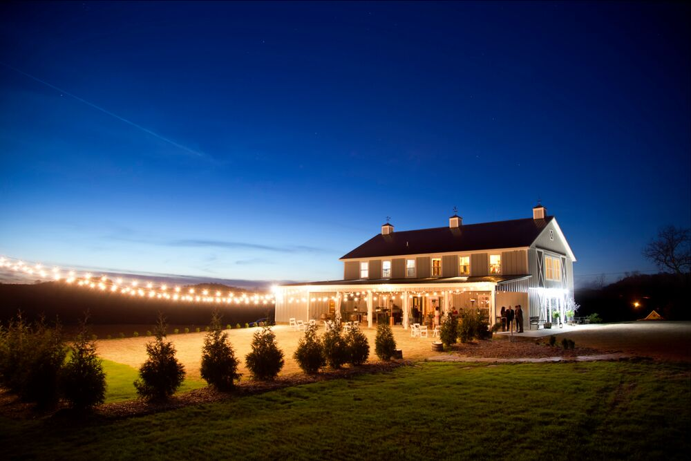 The Barn at Allenbrooke Farms | Reception Venues - Spring ...