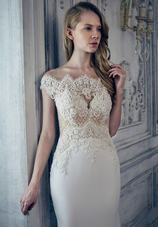 Calla Blanche 17119 Kylie Sheath Wedding Dress