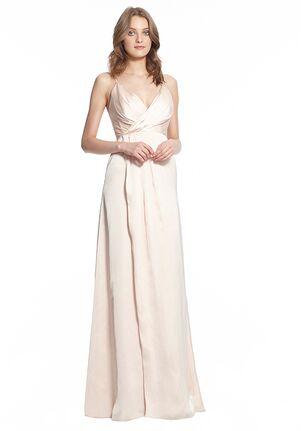 Monique Lhuillier Bridesmaids 450496 V-Neck Bridesmaid Dress