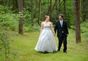 Leigh and Kyle's Old Fort Wedding
