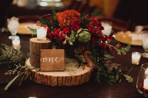 Awesome Winter Wedding Centerpieces Download Free Architecture Designs Sospemadebymaigaardcom