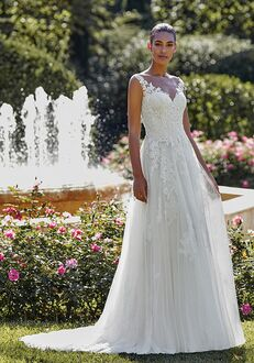 Sincerity Bridal 44146 A-Line Wedding Dress