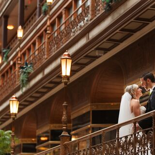 A Historical Hotel Wedding in Downtown Cleveland